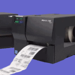 Barcode Label Printers by Printronix and Zebra