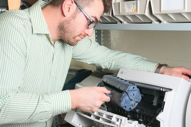 printer maintenance program