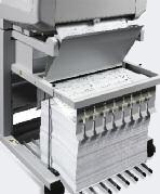 Microplex F64-Paper-Handling