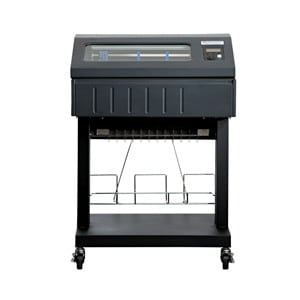 TALLYGENICOM 6810 OPEN PEDESTAL PRINTER – 1000 LPM