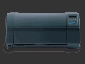 Tally 2380 dot matrix printer