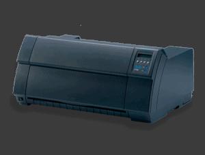 Tally 4347-i10 dot matrix printer