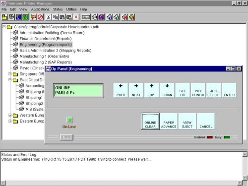 Your Help Desk Can See and Manage All Your Printers
