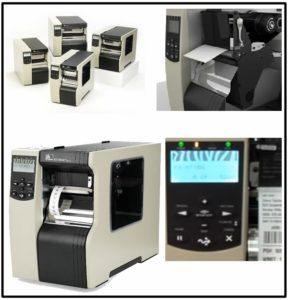zebra 110xi4 barcode printer