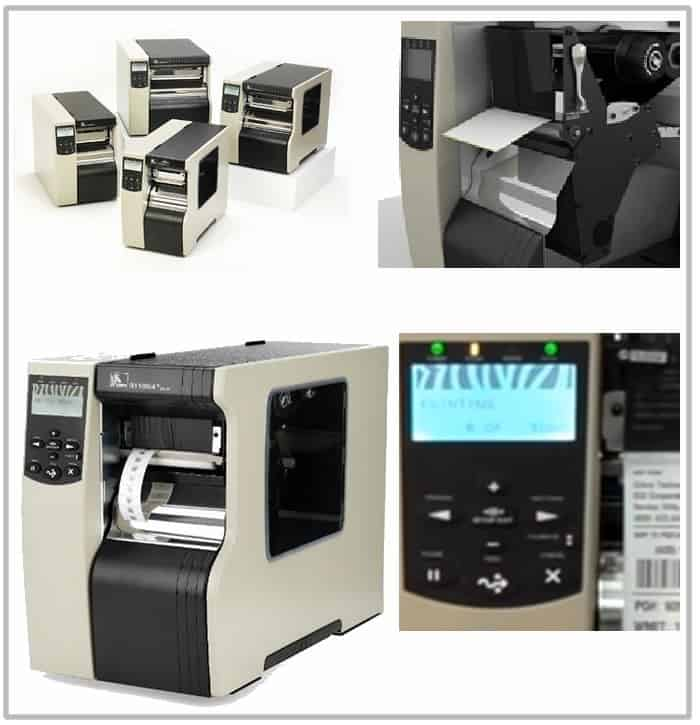 ZEBRA 110XI4 - THERMAL BARCODE LABEL PRINTER - PCI: Printer Specialists