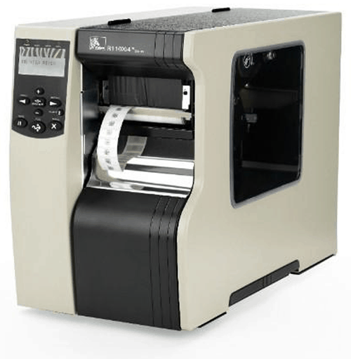 ZEBRA 110XI4 - THERMAL BARCODE LABEL PRINTER - PCI: Printer